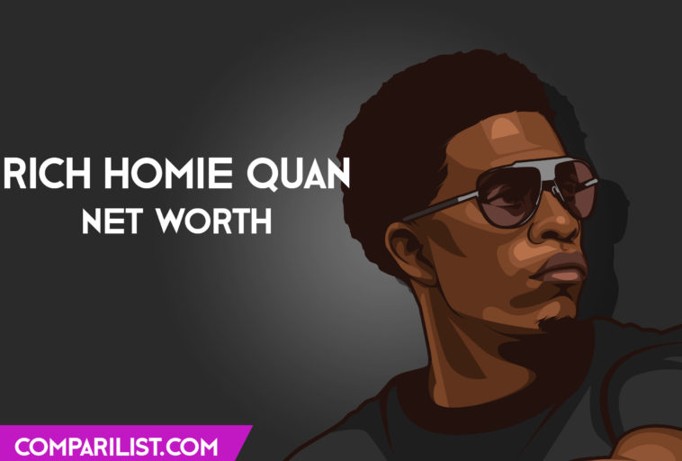 Rich Homie Quan Net Worth 2019 | Sources of Income, Salary