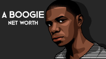 A Boogie Net Worth