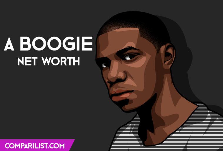 A Boogie Net Worth