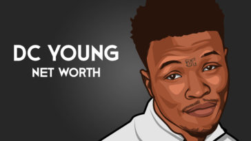 DC Young Net Worth