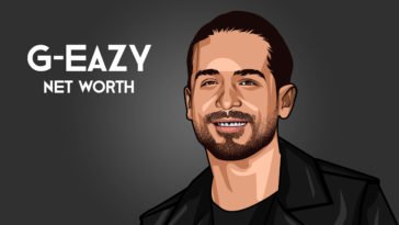 G-Eazy Net Worth