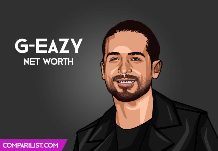 G-Eazy Net Worth