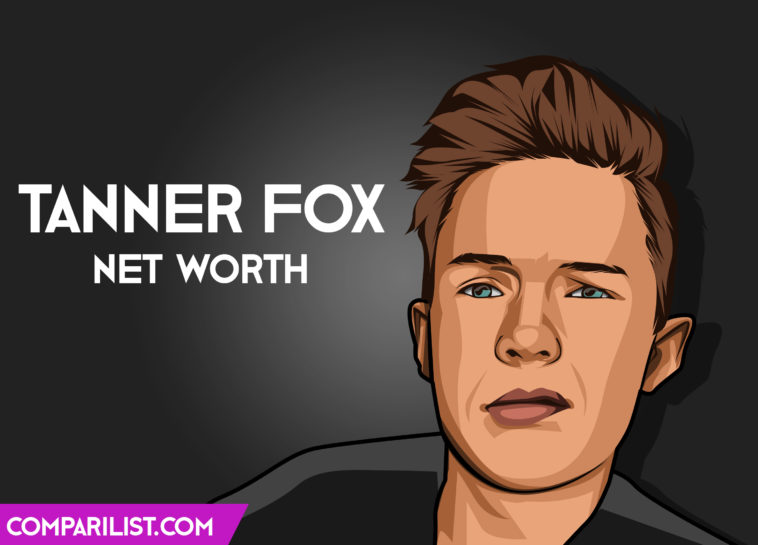 Tanner Fox Net Worth