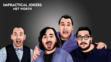 Impractical Jokers Net Worth
