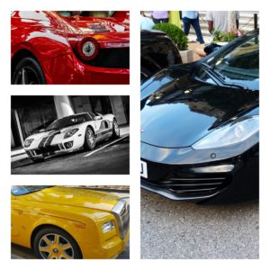 Ludacris Cars Collection