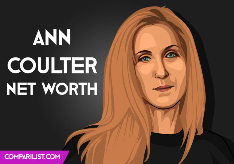 Ann Coulter Net Worth 2019
