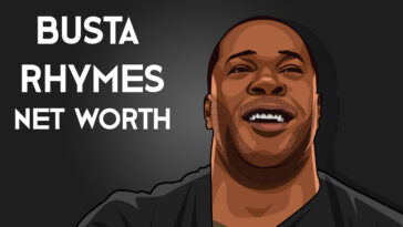 Busta Rhymes Net Worth Salary and more