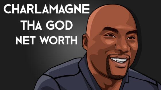 Charlamagne Tha God Net worth