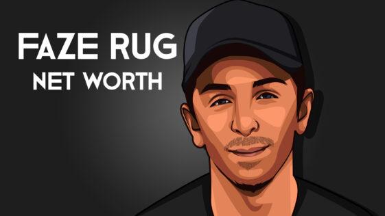 Faze Rug Net Worth 2019
