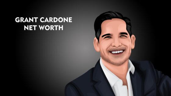 Grant Cardone Net Worth