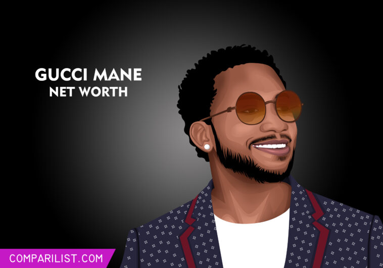 Gucci Mane Net Worth 2019 | Sources of Income, Salary and More