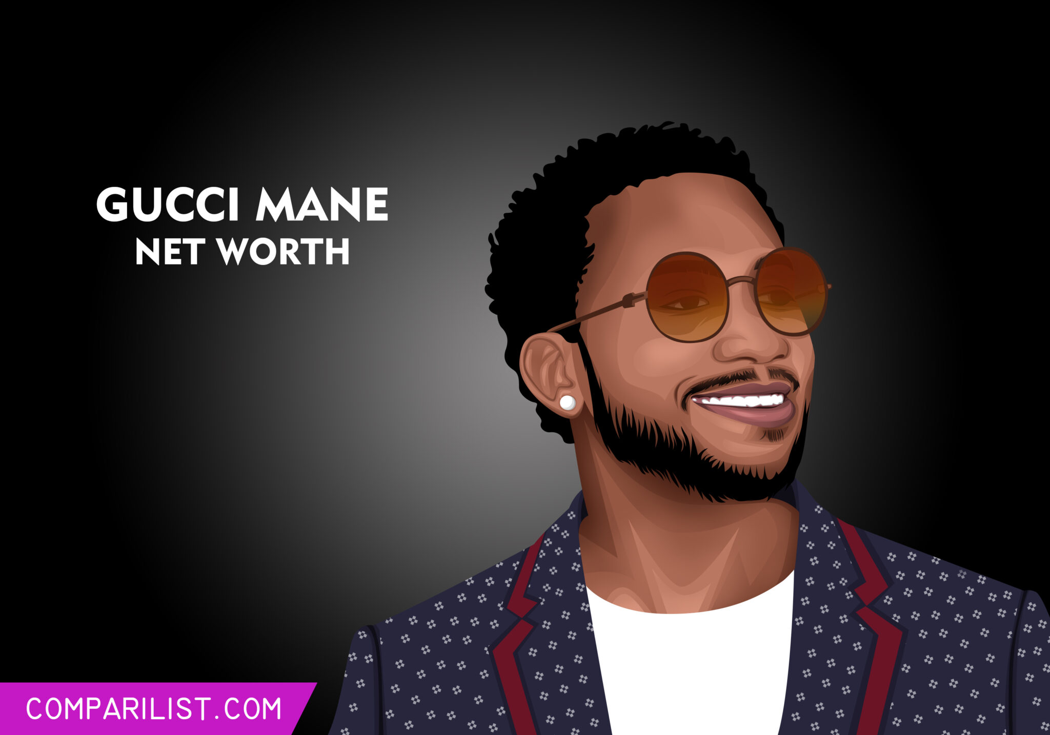 Gucci Mane Net Worth 2019   Sources of Income, Salary and More