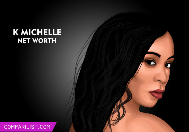 K Michelle Net Worth Solary and More