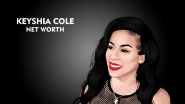 Keyshia Cole net worth salary and more