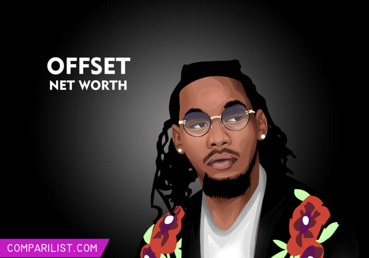 Offset net worth salary and more