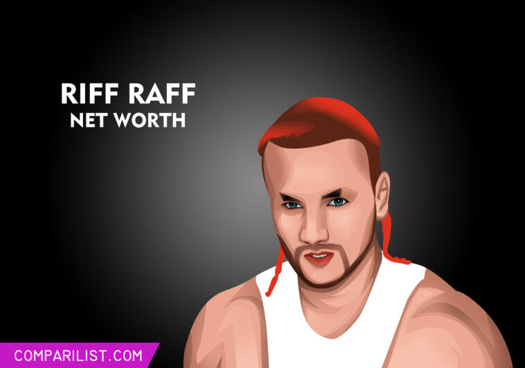 Riff-Raff net worth salary and more