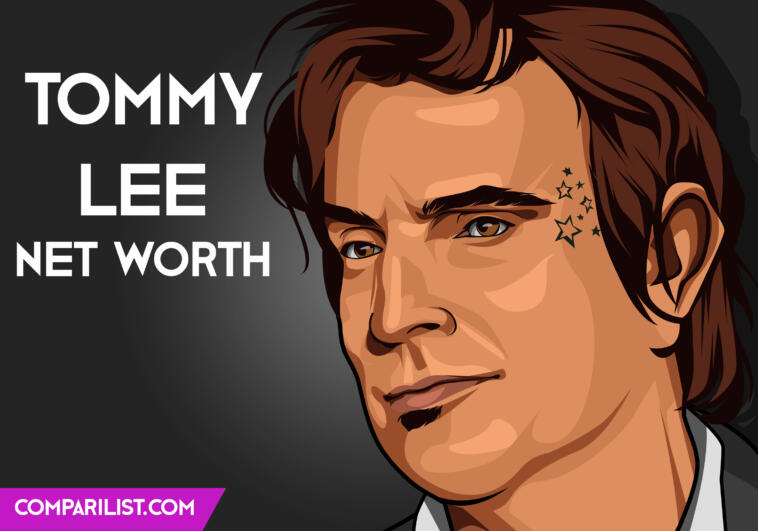 Tommy Lee Net Worth 2019 | Sources of Income, Salary and More