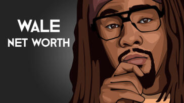 Wale 2019 | Sources of Income, Salary and More