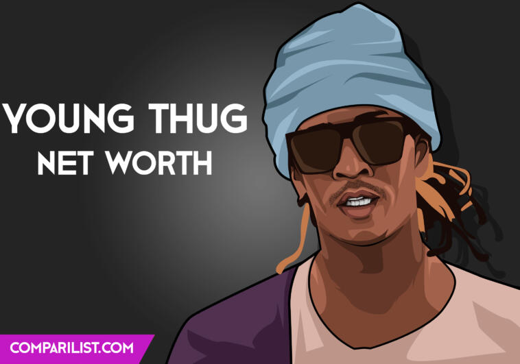 Young thug Net Worth 2019   Sources of Income, Salary and More