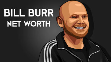 Bill Burr Net Worth