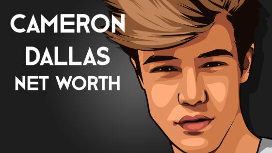Cameron Dallas Net Worth Social and Media 2019
