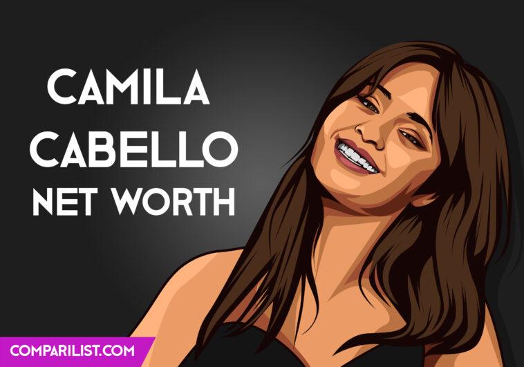Camila Cabello Net Worth Bio Social Early Life Career