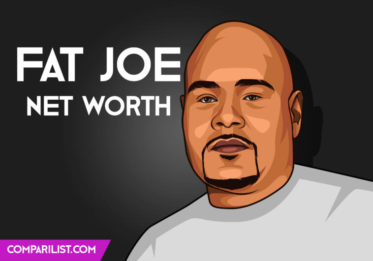 Fat Joe Net Worth Salary and More