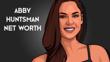 Abby Huntsman net worth