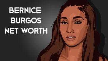 Bernice Burgos net worth