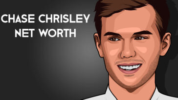 Chase Chrisley net worth