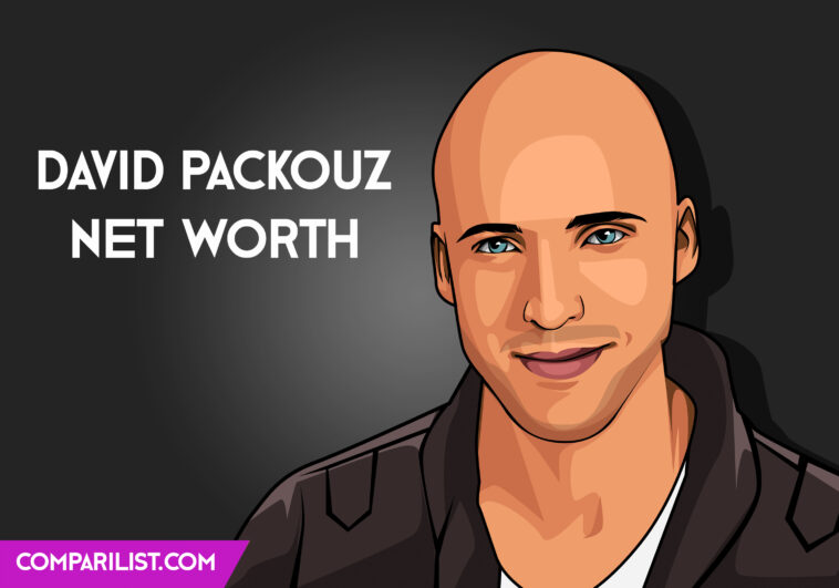 David Packouz net worth