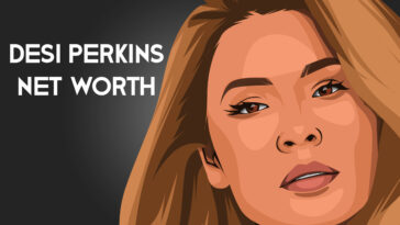 Desi Perkins net worth