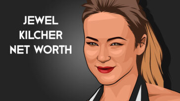 Jewel Kilcher net worth