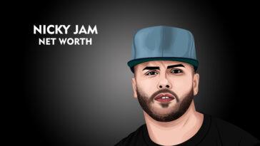 Nicky Jam net worth