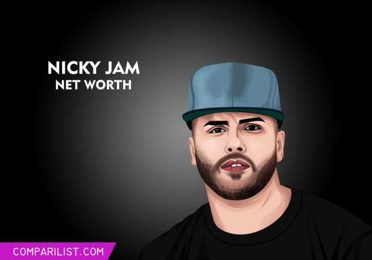 Nicky Jam net worth