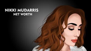 Nikki Mudarris net worth