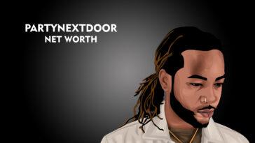 Partynextdoor net worth