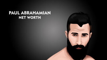 Paul Abrahamian net worth