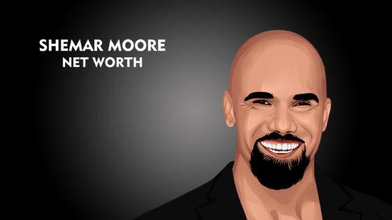 Shemar moore net worth
