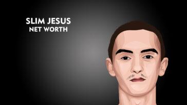 Slim jesus net worth