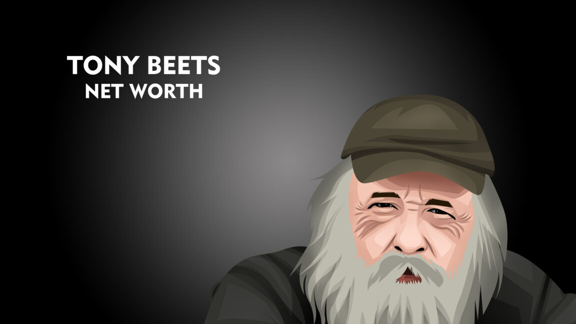 Tony Beets net worth