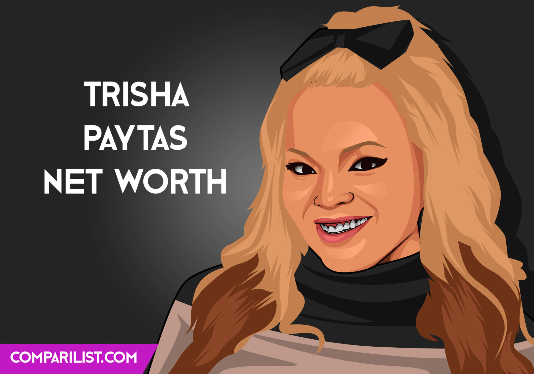 Trisha Paytas Net Worth 2019 Sources Of Income Salary And More