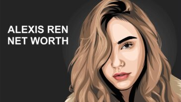alexis ren net worth salary income and more