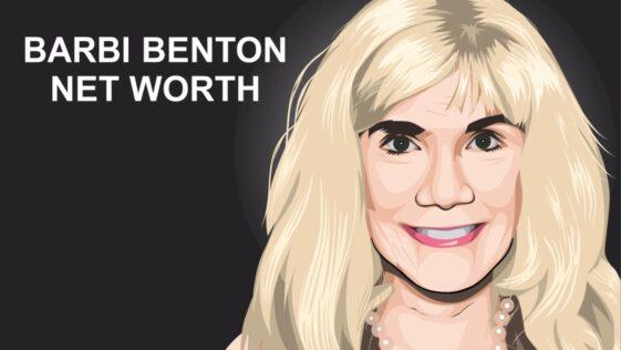 barbi benton net worth