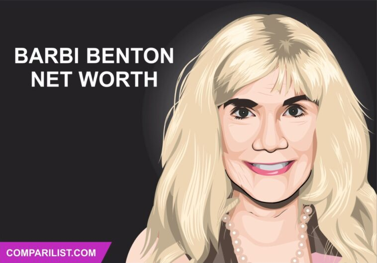 barbi benton net worth