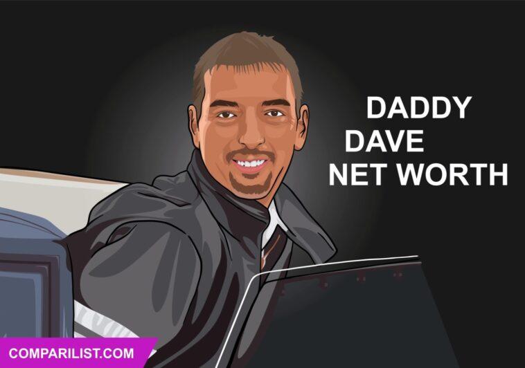 daddy dave net worth