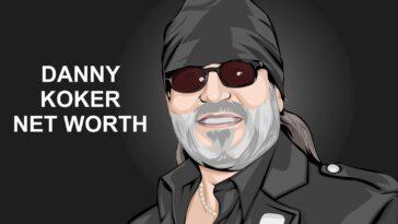 danny koker net worth