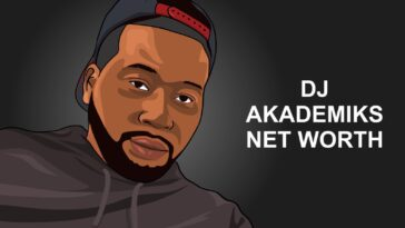 dj academiks net worth