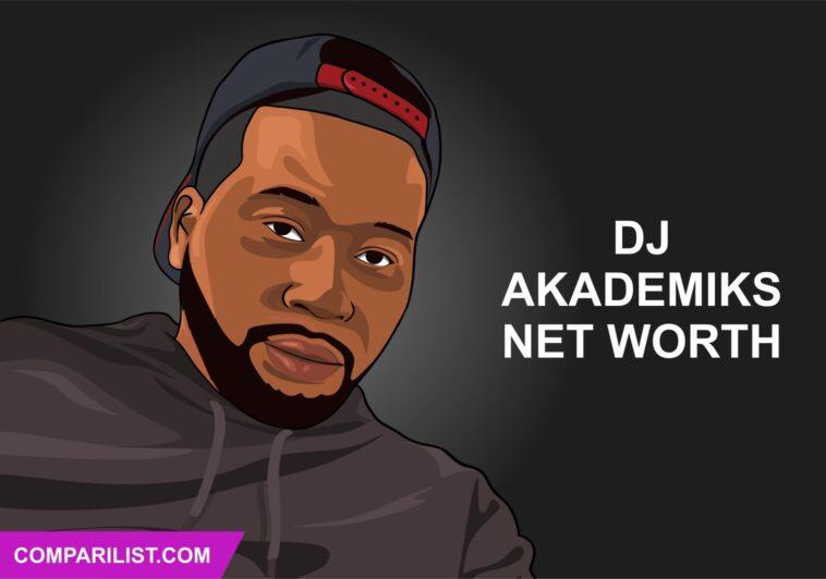 dj academiks net worth