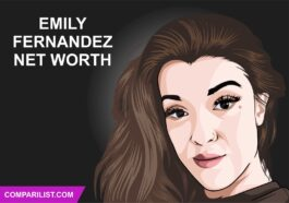 emily fernandez net worth
